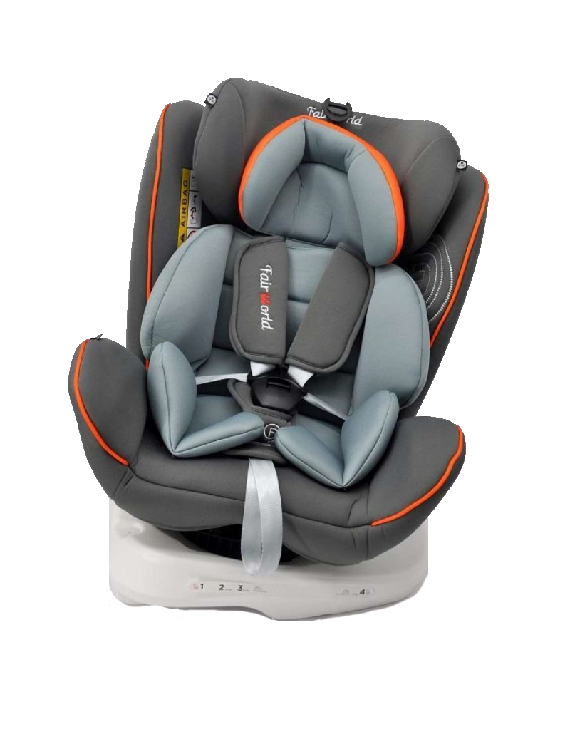 Fairworld 360 Rotating Baby Car Seat